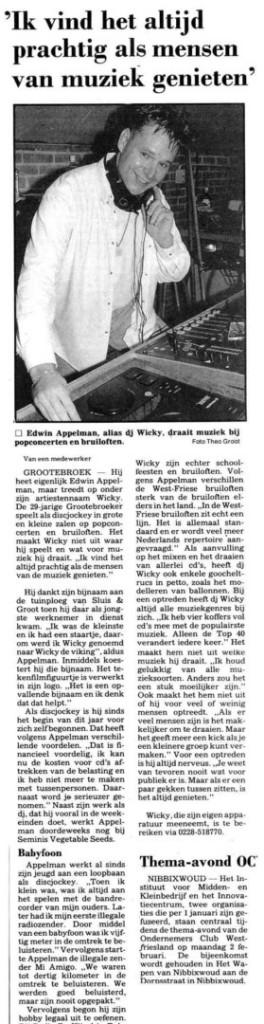 DJ Wicky