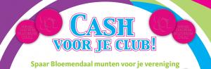 Cash voor je club