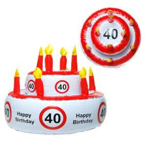 Verjaardag 40 jarige