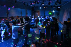 Kinderdisco Den haag