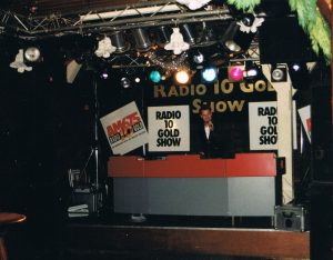 radio10 gold drive in show